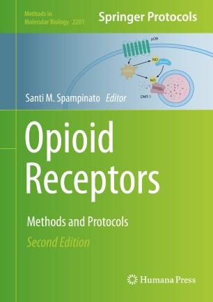 opioid receptors book